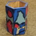 Suport pix, creioane lemn 2