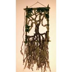 Copacul vietii 3D iuta vopsita
