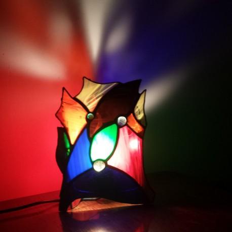 Veioza vitraliu 2