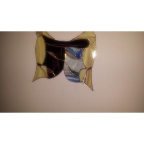 Vitraliu Tiffany masca 2