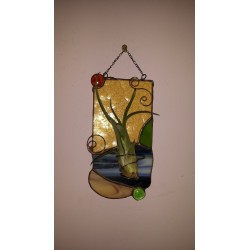 Vitraliu suport plante aerofite 2