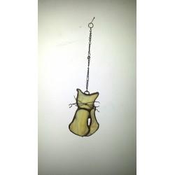 Vitraliu pisica 2