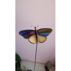 Fluture vitraliu